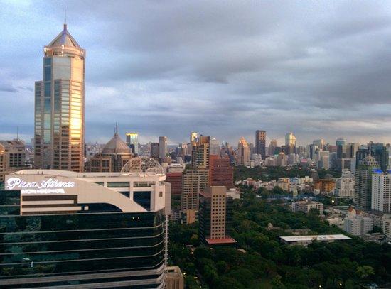 The Okura Prestige Bangkok: View from room