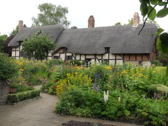 Anne Hathaway's Cottage & Gardens: Lovely place to linger!