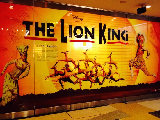 The Lion King : Spettacolo!