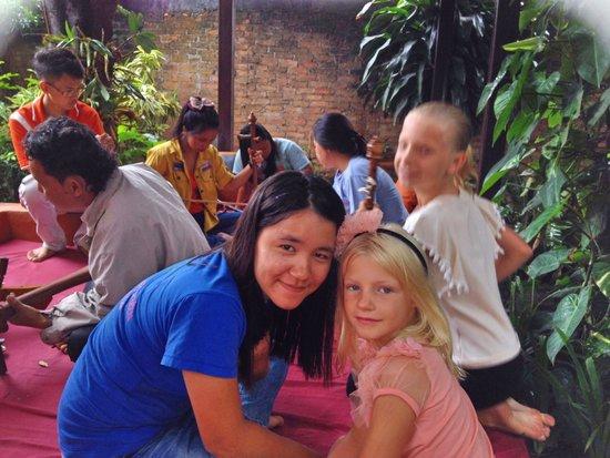 Joy's House: Happy children