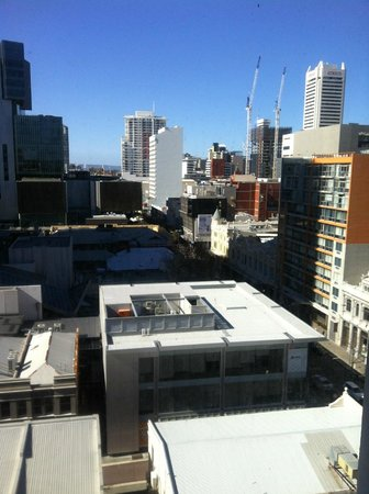 ibis Perth : View from room