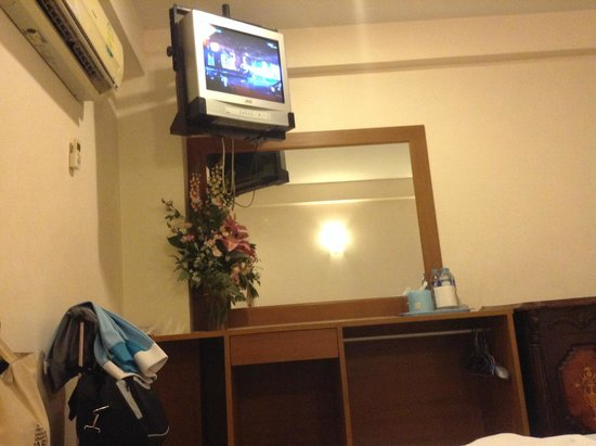 Rambuttri House: TV