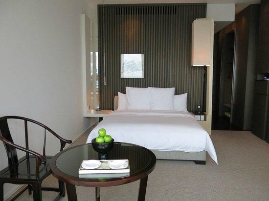 Park Hyatt Shanghai: Very minimalist design
