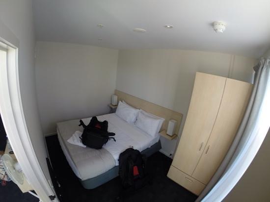 Waldorf Tetra Serviced Apartments: habitacion