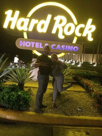 Hard Rock Hotel & Casino Punta Cana: entrada