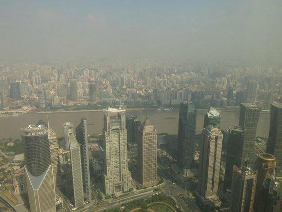 Park Hyatt Shanghai: River view