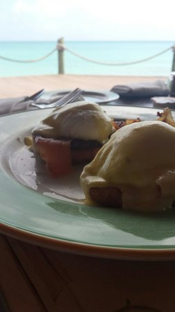 Galley Bay Resort & Spa: Breakfast at Sea Grape
