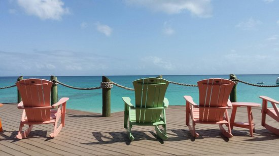Galley Bay Resort: Love this view! !
