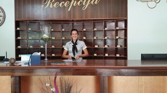 Hotel Kostelski Buk: الاستقبال على قدر عالي من الخدمه ورحابة الاستقبال