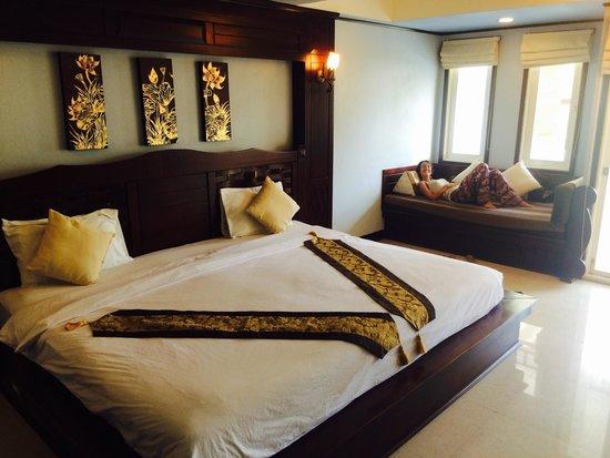 Koh Tao Montra Resort & Spa: Room