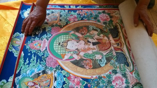 Regong Art Country: That devotion