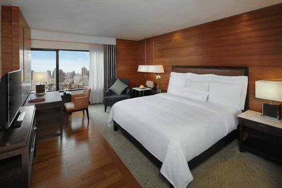 JW Marriott Hotel Bangkok: Deluxe Room