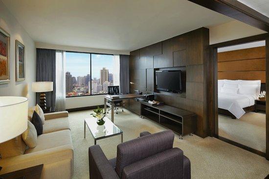 JW Marriott Hotel Bangkok: One Bedroom Suite