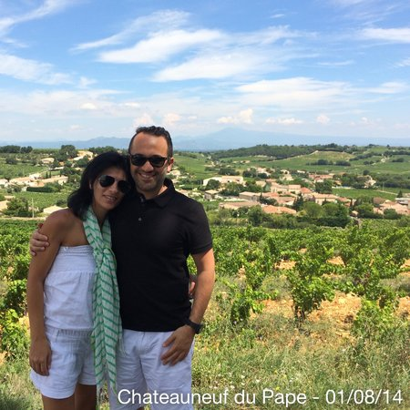 Provence and Wine : Chateauneuf