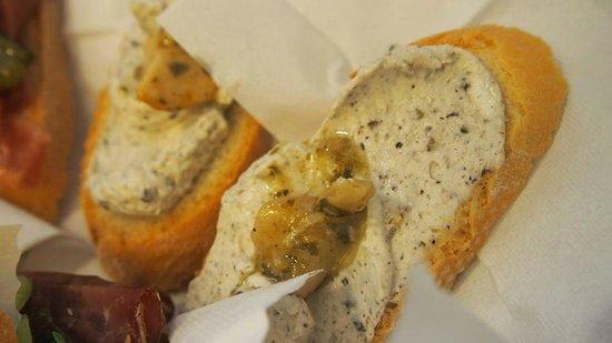 All'Arco : Truffle cream sandwich