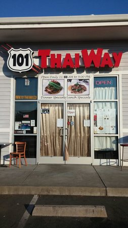 101 ThaiWay: Enter For Yummy Food.
