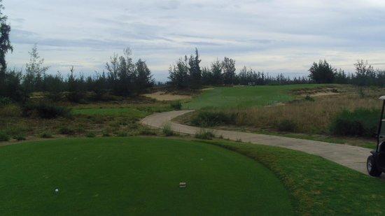 Danang Golf Club: コース