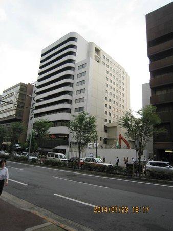 Karasuma Kyoto Hotel: hotel