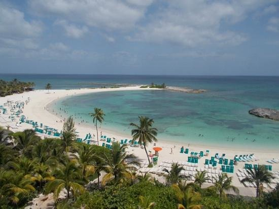 Atlantis, Royal Towers, Autograph Collection: beautiful beach