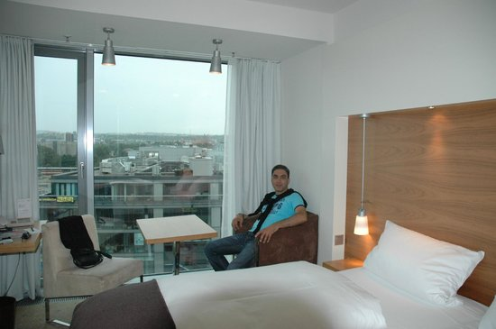 Pullman Dresden Newa: Room