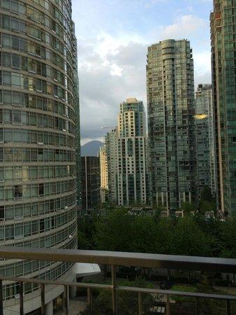 Blue Horizon Hotel : city view