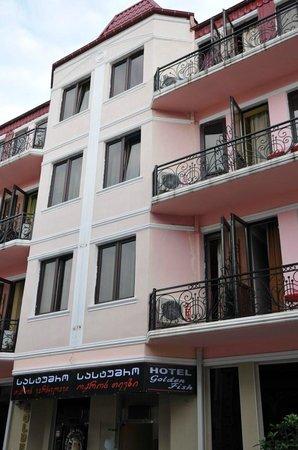 Golden Fish Hotel