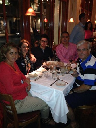 Il Fornaio: Friends from Kadıköy College