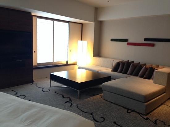 Hilton Tokyo: ヒルトン・ジュニアスイートキング