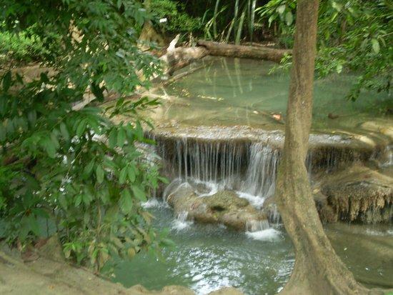 Sai Yok National Park : another pond and fall...