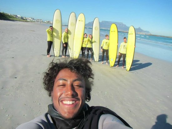 Stoked School of Surf Lessons & Surf Trips: Let's go surfing