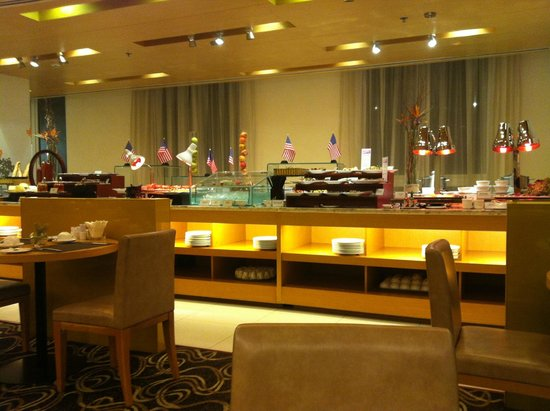 Liberty Central Saigon Centre Hotel: Buffett