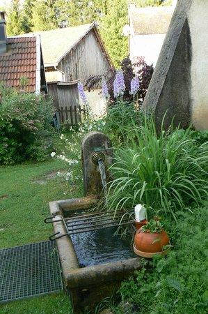 B&B Le Chant de l'Eau : la source du chant de l'eau