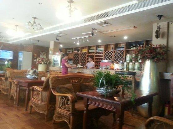 IF Coffice: Restaurant innen