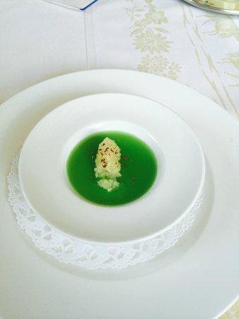 Restaurant Chesery: Foie gras royale