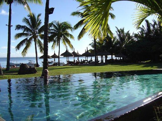Heritage Awali Golf & Spa Resort : Petite baignade au calme