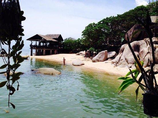 Sai Nuan Beach: Another bayview