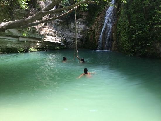 Adonis Baths Water Falls: heavonly