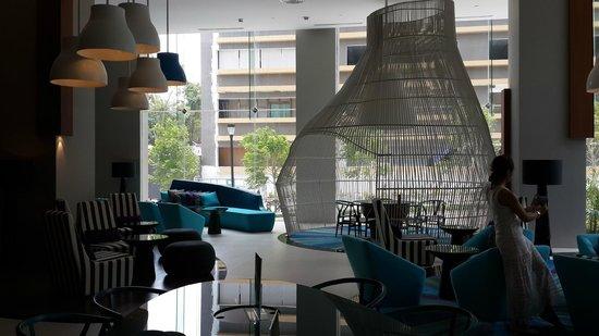 Holiday Inn Pattaya: 新的Executive tower大廳