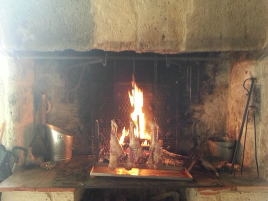cheminee d'albret