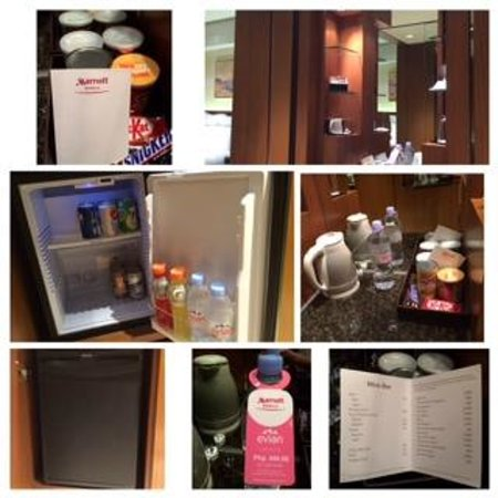 Manila Marriott Hotel: bathroom