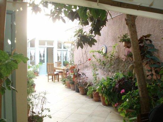 Casa Antica : cour intérieure