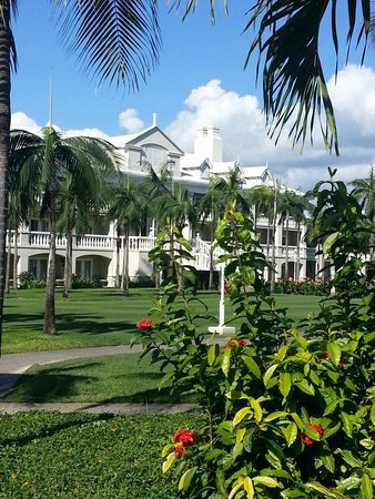 Sugar Beach Golf & Spa Resort : Manor House, Sugar Beach