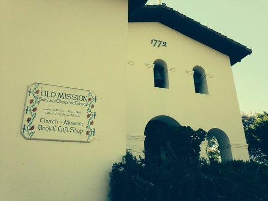 San Luis Obispo, CA: Founded in 1772