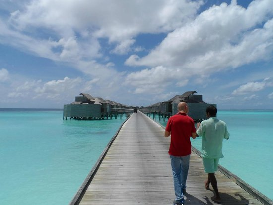 Six Senses Laamu: Jetty A