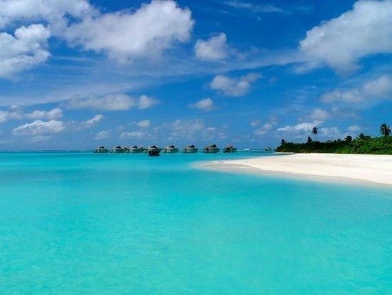 Six Senses Laamu : wonderful beach