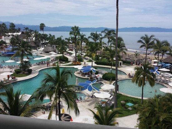 Hard Rock Hotel Vallarta: Vista desde el cuarto