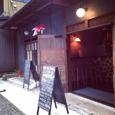 Bar de Nikko Kujira Shokudo