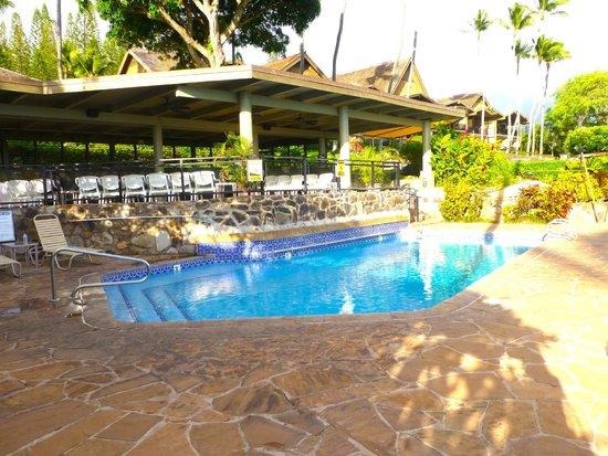 Napili Kai Beach Resort: One of the swimming pools