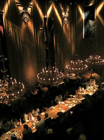 Cirque Restaurant New York