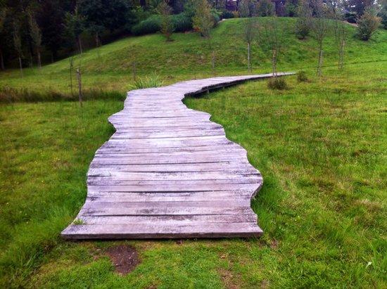Les Jardins Sothys : La prairie humide